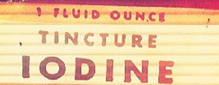 Which iodine do I use?